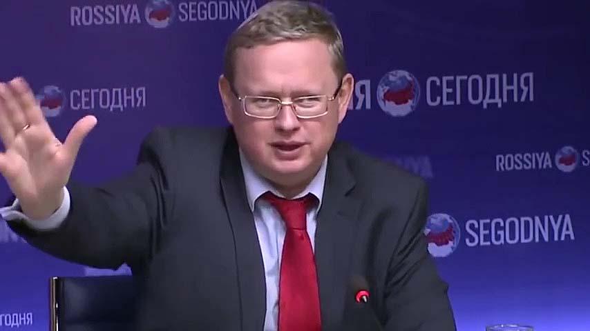 Михаил Делягин 25 января 2017-го года(5)