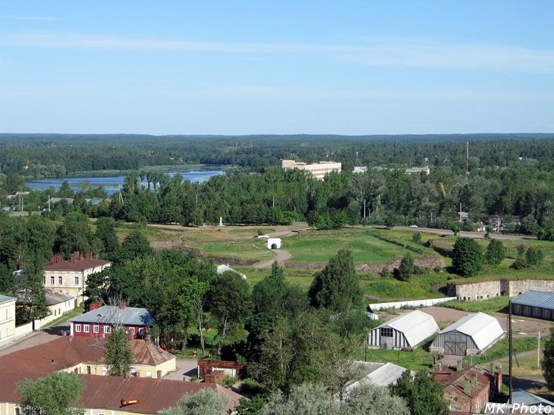 За горизонтом - Финляндия