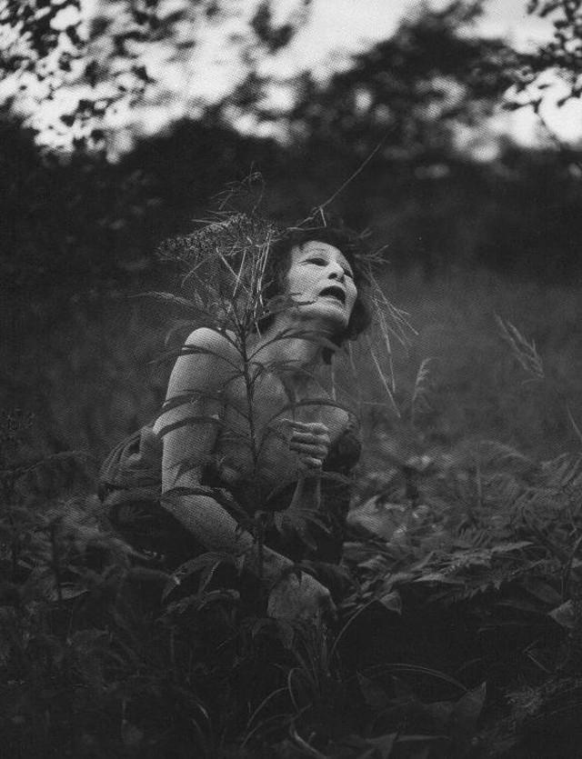 Странные фото Эйко Хосоэ