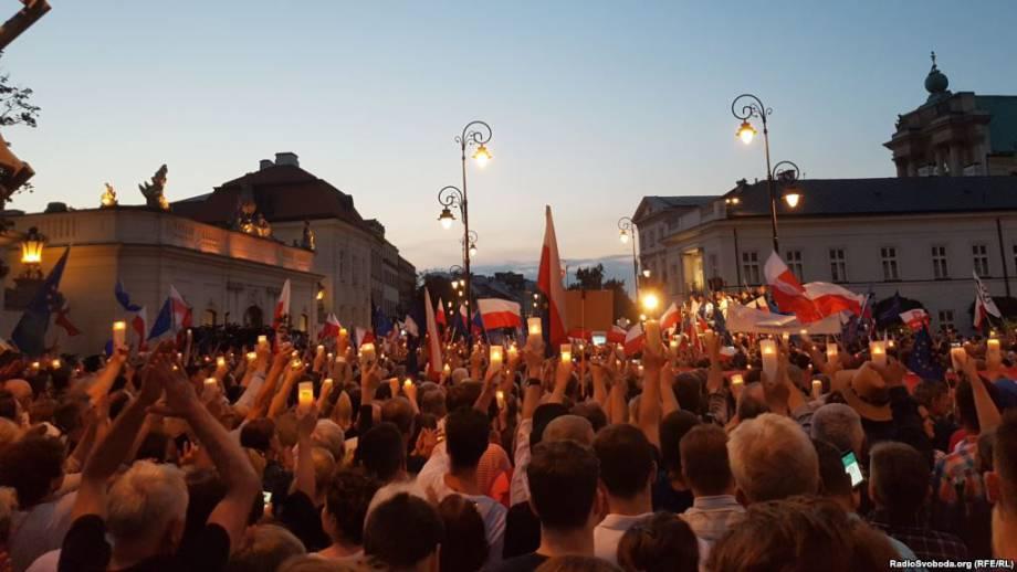 Дуда знает о недостатках закона относительно судопроизводства – спикер президента Польши