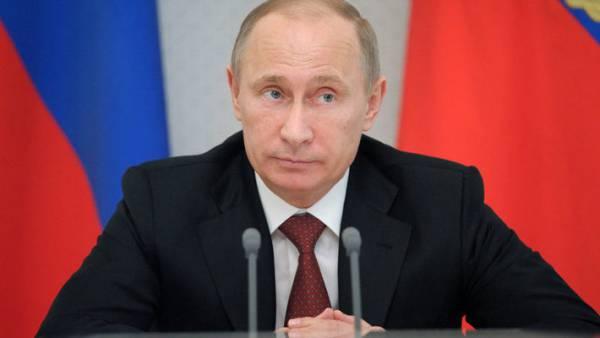 Путин своим указом назначил ряд судей в оккупированном Крыму