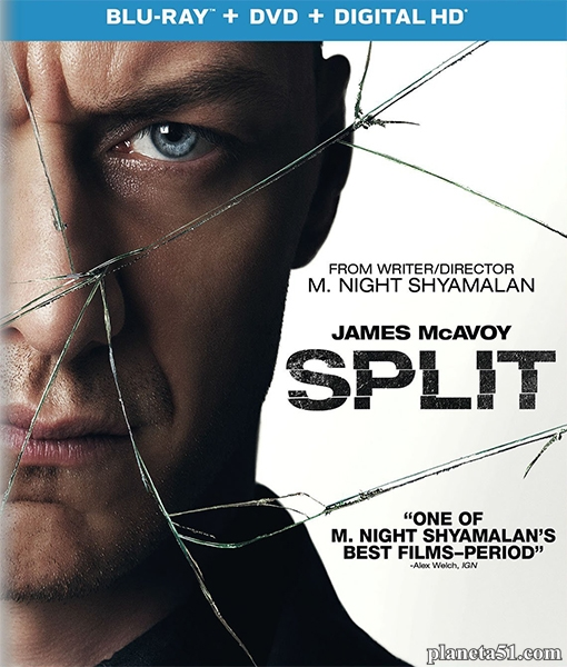 Сплит / Split (2016/BDRip/HDRip)