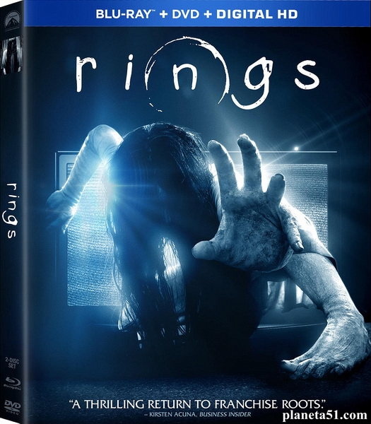 Звонки / Rings (2017/BDRip/HDRip)