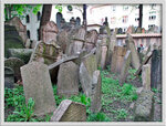 Еврейское кладбище, Прага