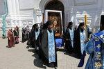 Проводы Святогорской иконы в Винницкую епархию