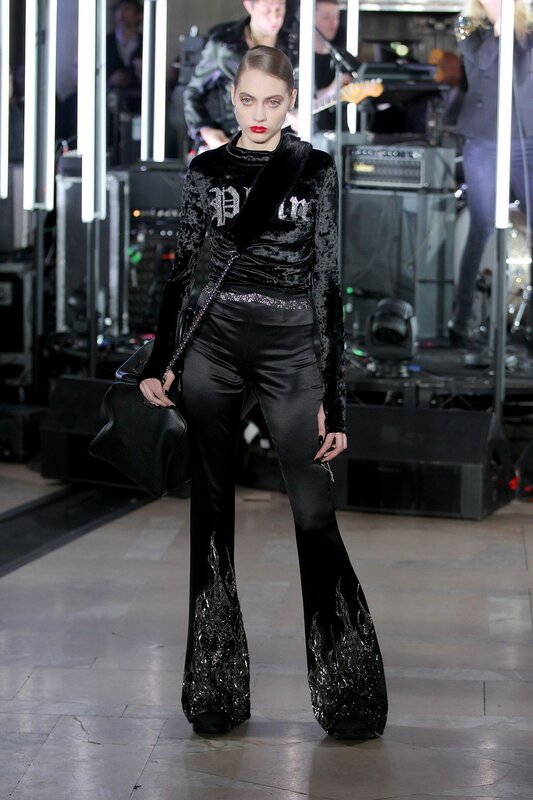 Philipp Plein Fall/Winter 2017/2018 Women's And Men's Fashion Show - Runway