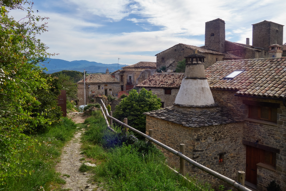 Тропой единорога, или пешком из Франции в Испанию по Арагонскому пути