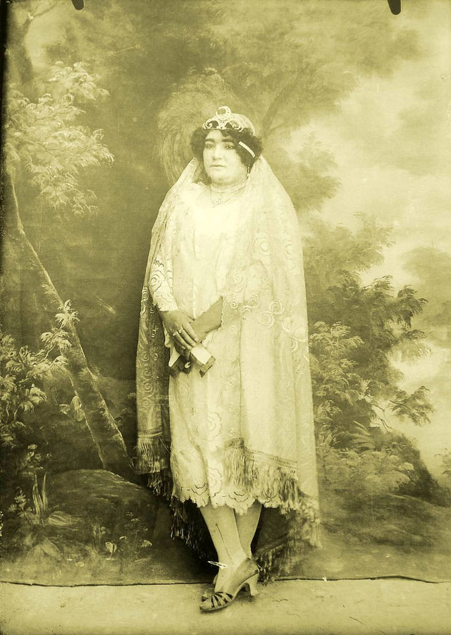 Как менялись лица иранских женщин 1920-1950-х годов
