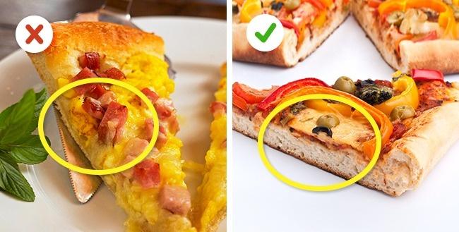 © stockfood  © depositphotos  Если выделаете пиццу дома ихотите получить золотисто-кор