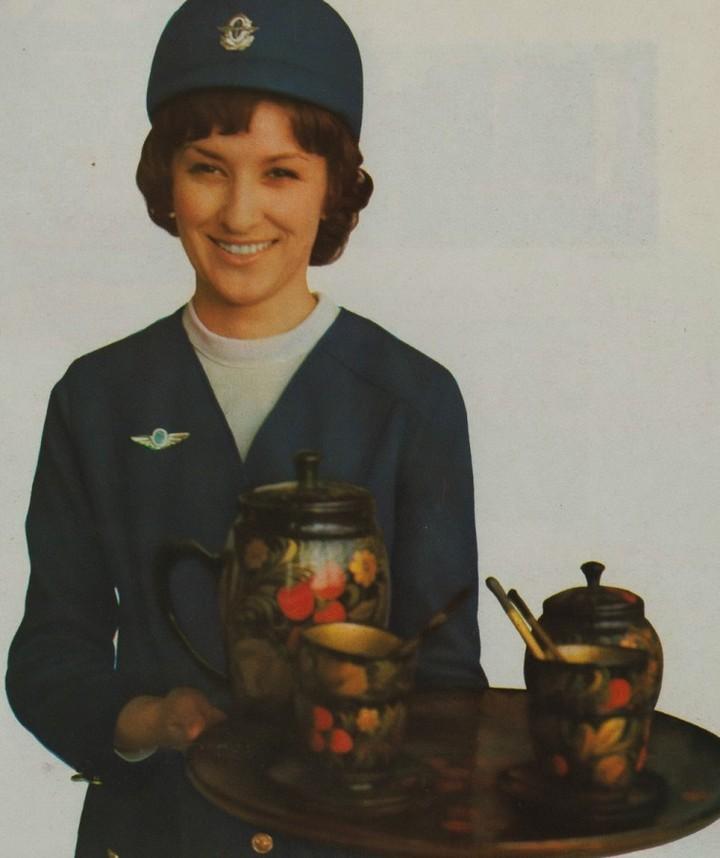 Что скрывалось за рекламой «Аэрофлота» времен СССР