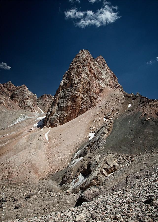 56. Фанские горы — этот уголок земли очень тронул мое сердце. Именно на такой дикой природе чувствуе