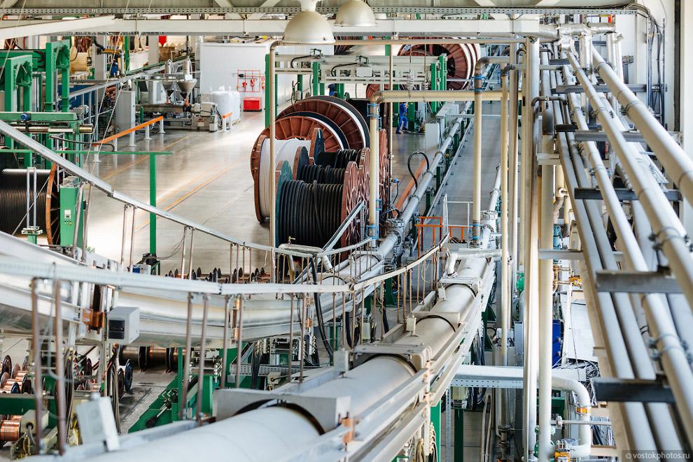 12. Большинство производственных процессов происходят внутри сложных импортных (да, увы, импорт