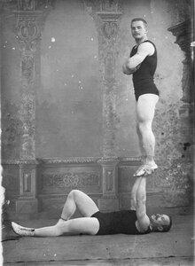 Гимнасты (типаж)