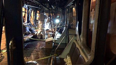 Вквартире Джалилова вПетербурге найдены компоненты бомбы