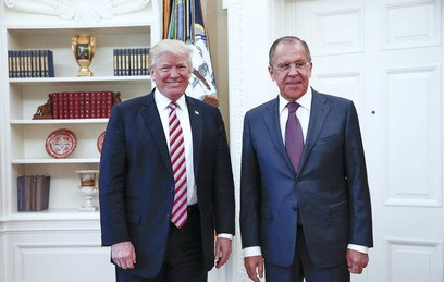 Трамп хочет сотрудничать сукраинскими властями поконфликту наДонбассе