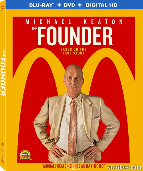 Основатель / The Founder (2016/BDRip/HDRip)