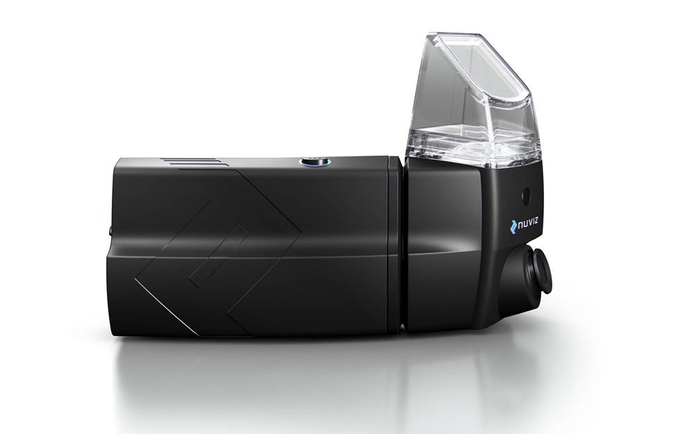 NUVIZ - HuD технология становится реальностью для мотоциклистов