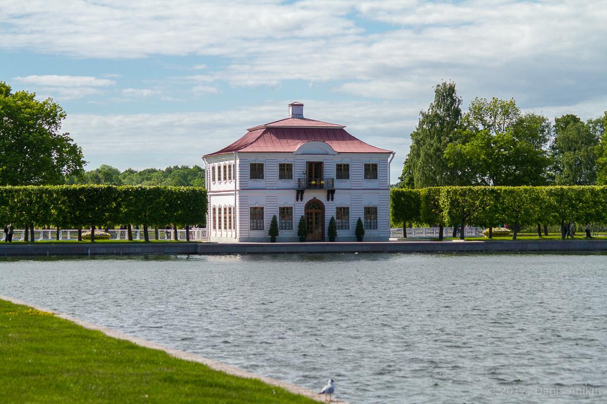 Дворец Марли Петергоф фото 5