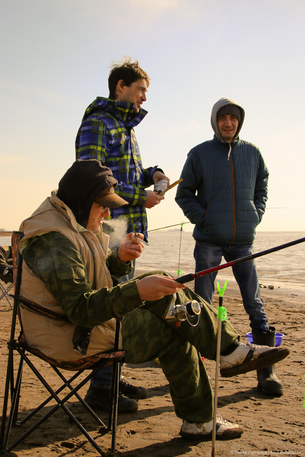 Рыбалка 2017. Открытие сезона