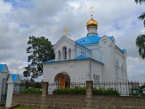 Церковь Петра и Павла в г. Узда
