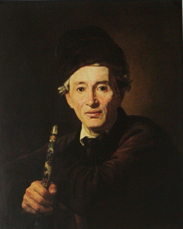 Портрет неизвестного  1858   ГТГ.