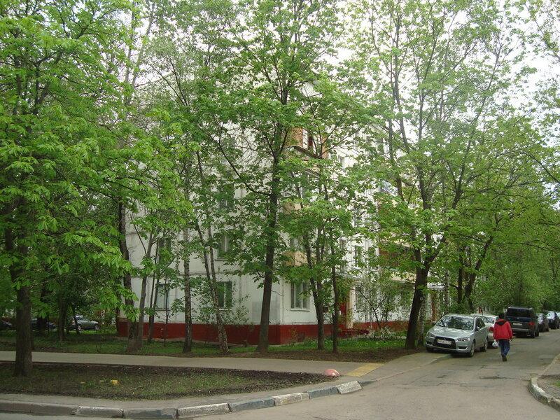 Ул.Фомичёвой, д.11