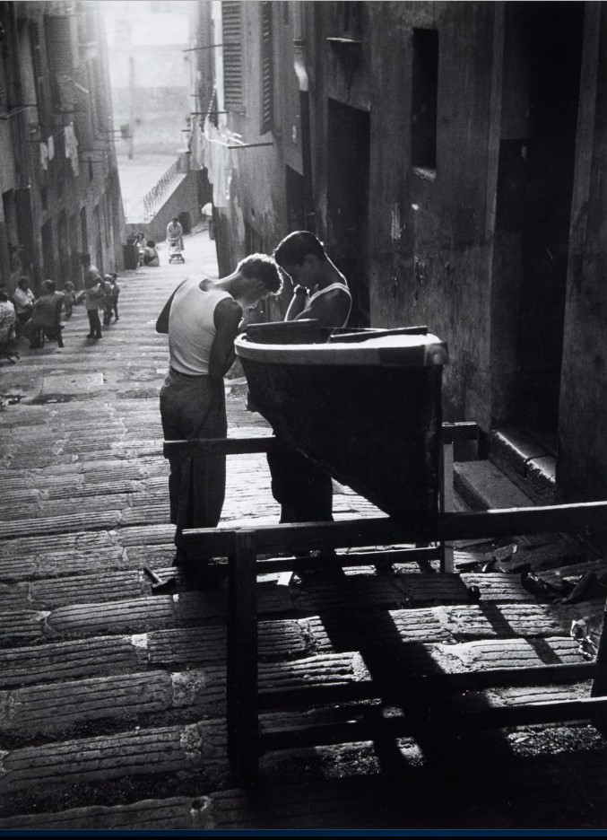 1950. Старая Ницца