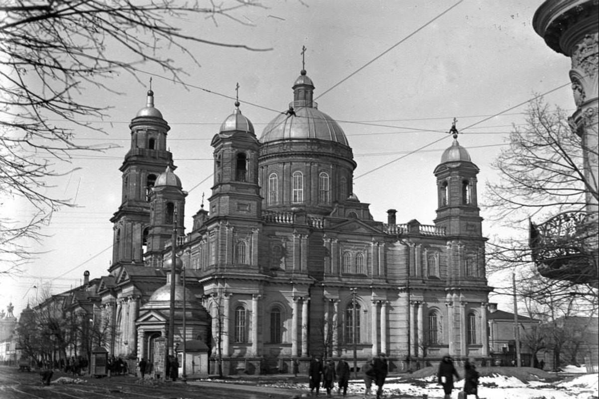 Воскресенский собор. 1930
