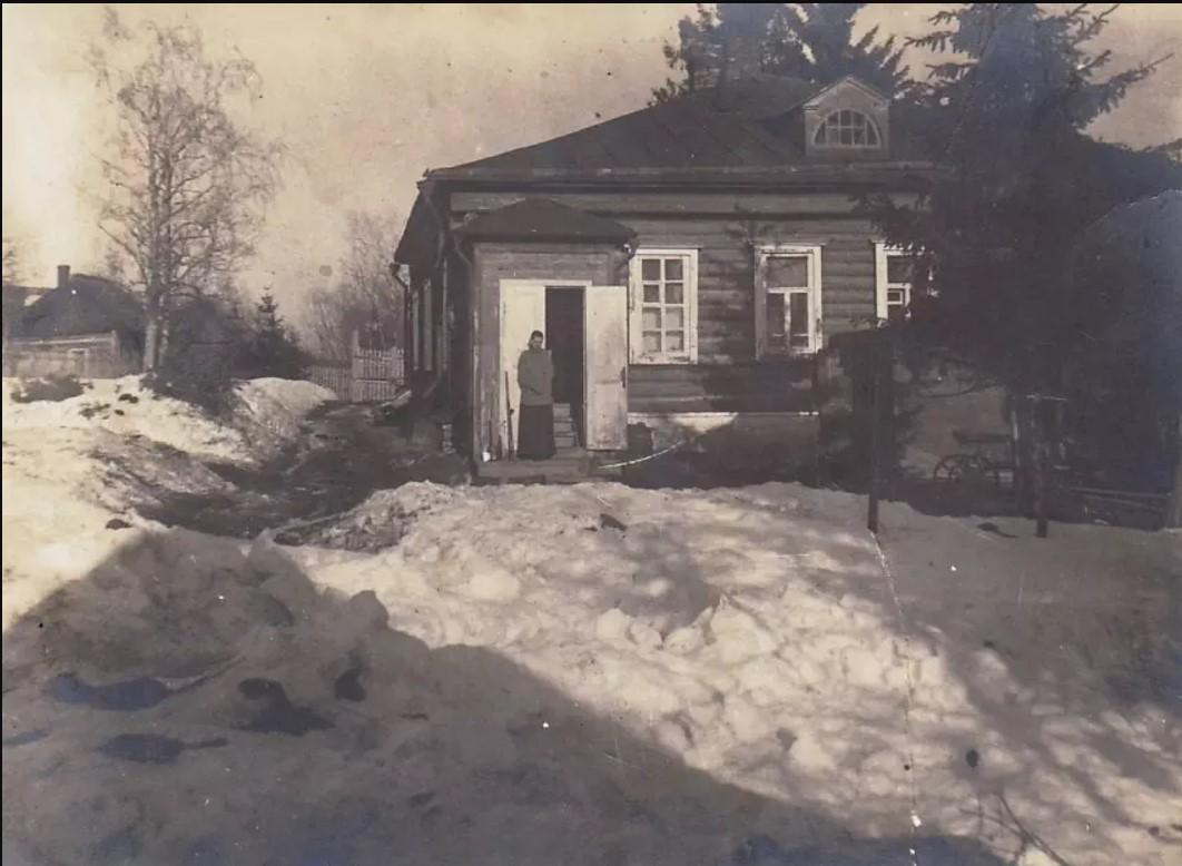 Дом в Вольске