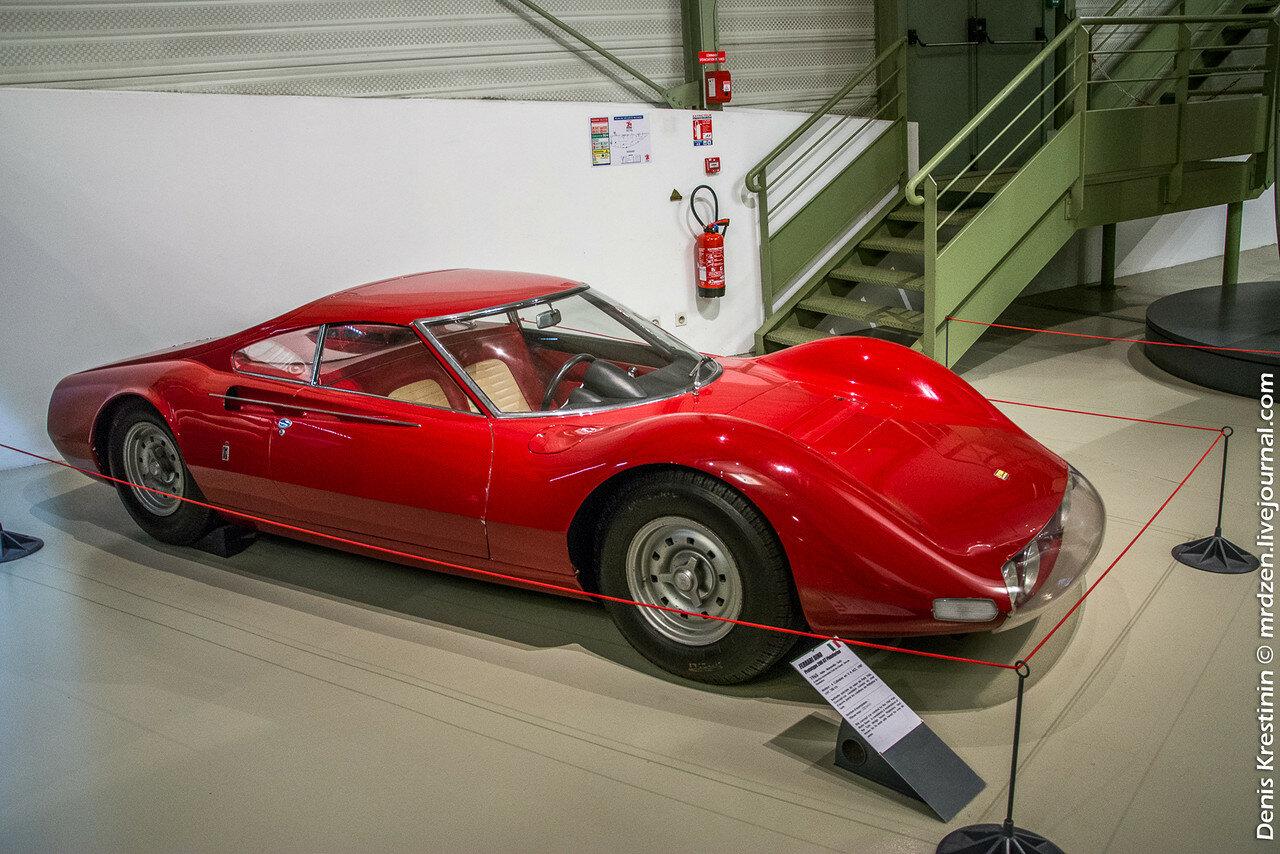 Ferrari Dino Protorype 206 GT Pininfarina