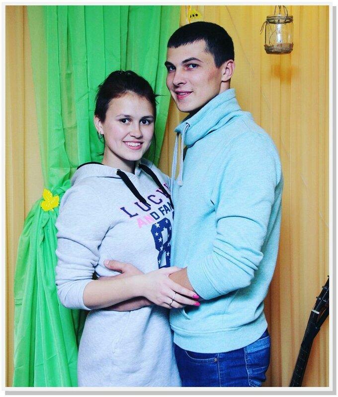 Ивановы Владимир и Анжелика