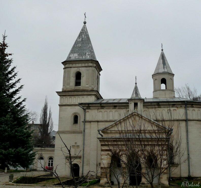 Армянская церковь в Кишинёве.JPG