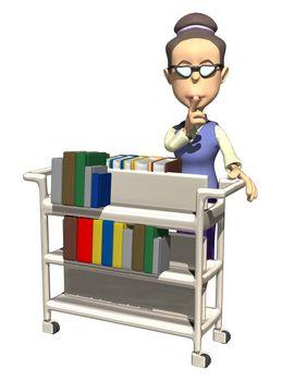 27 мая С днем библиотек! С праздником вас! Работник библиотеки