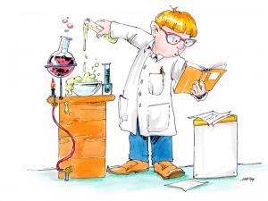 С Днем Химика! Делаем как положено!