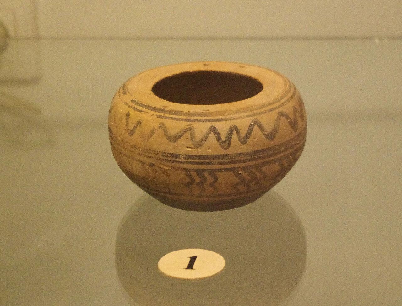 Пиксида. Беотия. Пер. пол. VIII в. до н.э.