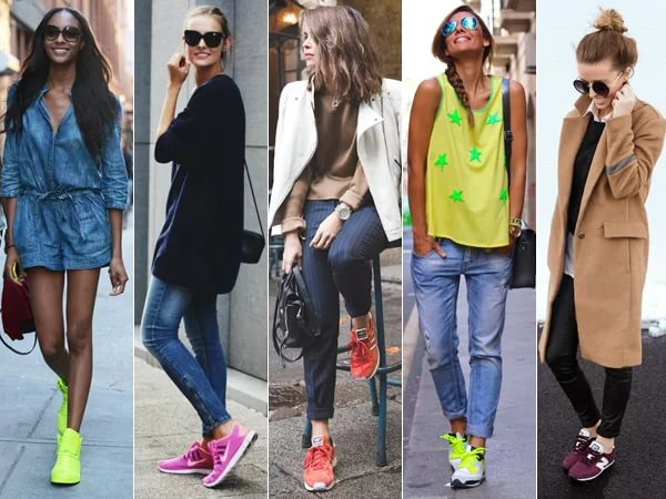 стиль casual