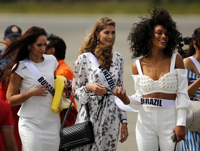 Очаровательные кандидатки на звание Мисс Вселенная 2017 (14 фото)