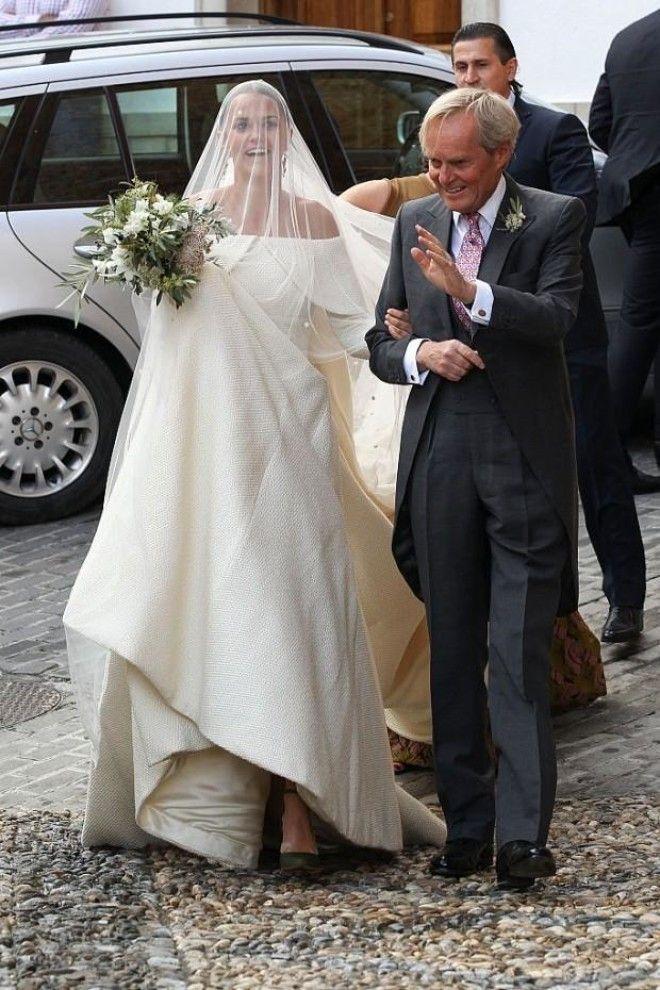 Дочь герцога Веллингтона затмила принцессу Диану и Кейт Миддлтон