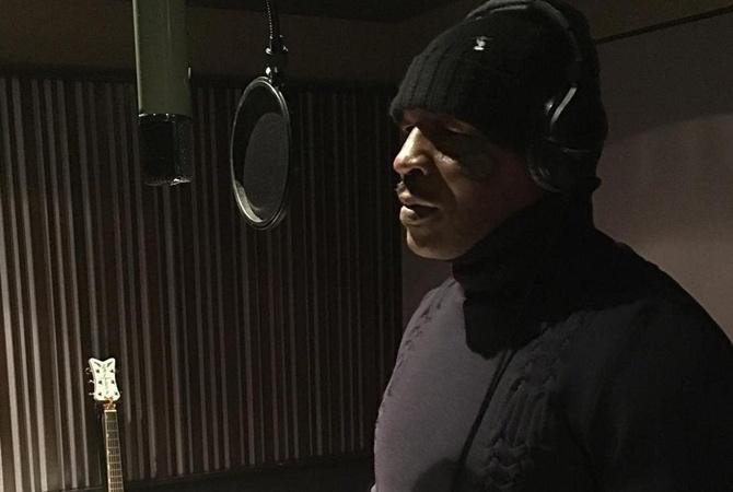 Майк Тайсон зачитал рэп вдуэте сКрисом Брауном