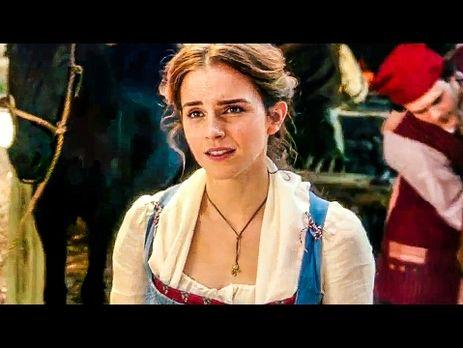 Вышел трейлер «Красавицы иЧудовища» споющей Эммой Уотсон