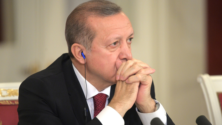 Эрдоган обсудит навстрече сПутиным операции всирийских Ракке иМанбидже