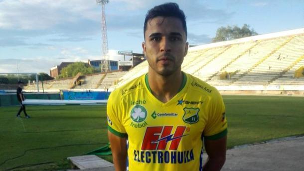 Колумбийский футболист Гутьеррес умер в итоге ДТП