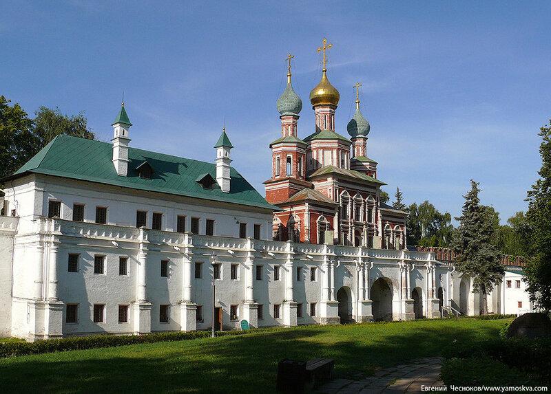 38. Новодевичий монастырь. 12.08.09.1.jpg