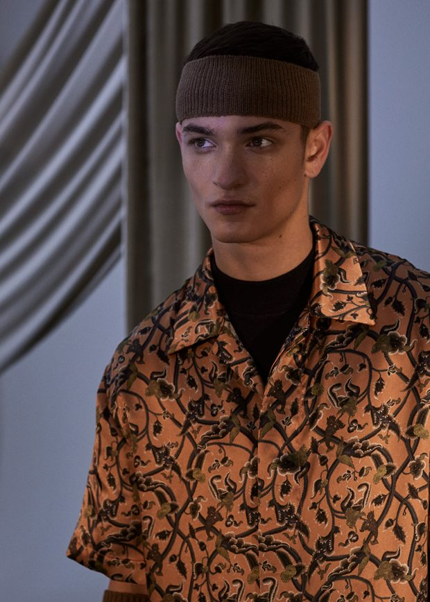 #LCM Edward Crutchley AW17 Collection