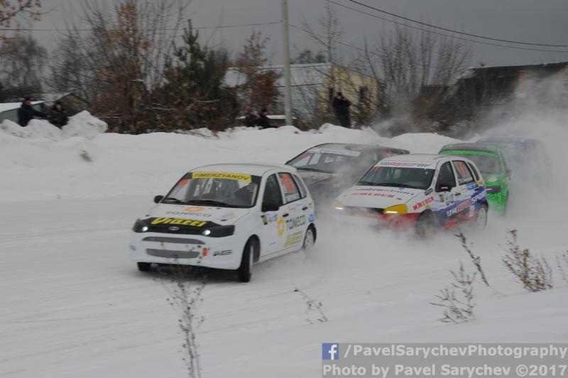 Второй этап Чемпионата России по трековым гонкам класс N-1600