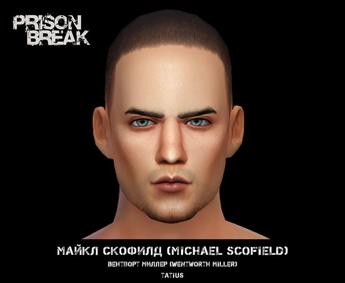 Michael Scofield by Tatius