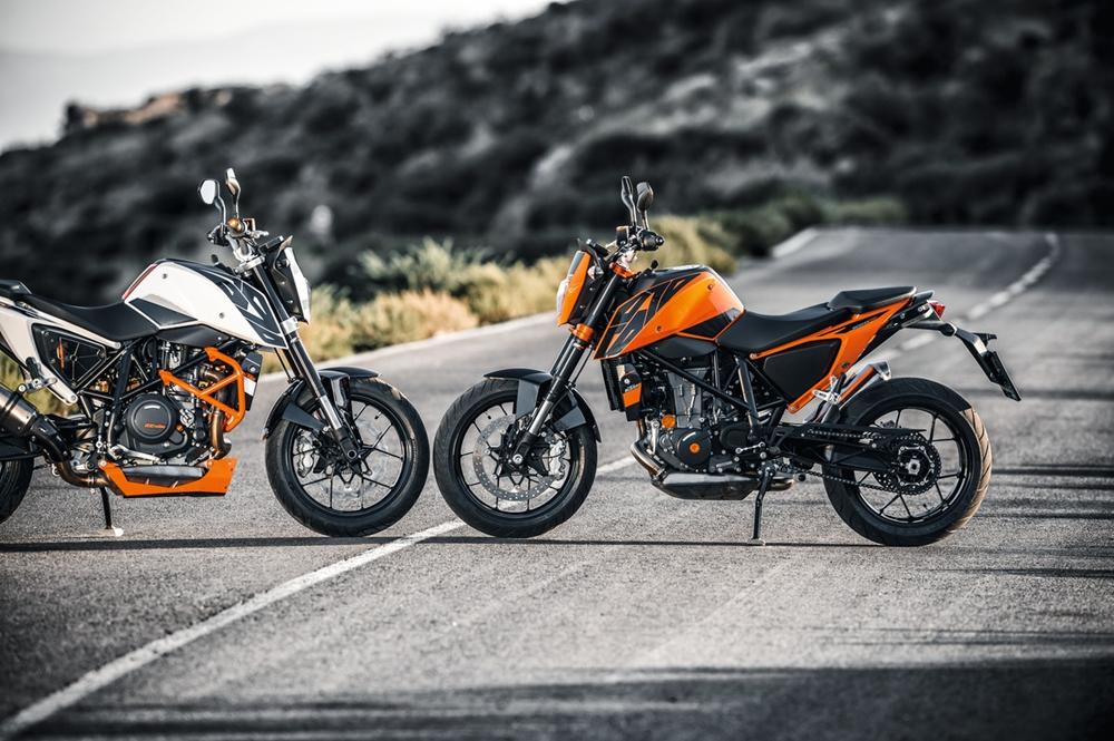 Отзыв мотоциклов KTM 690 Duke 2012-2016