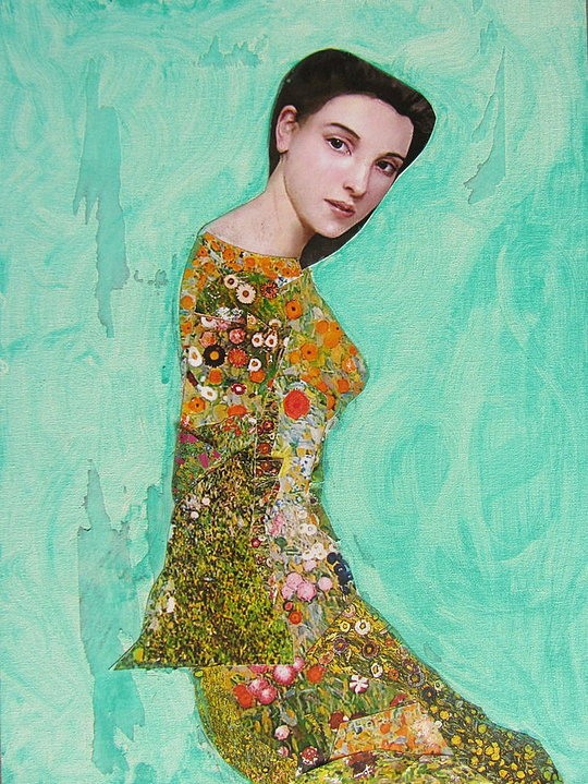 Amazing Collages by Kanchan Mahon