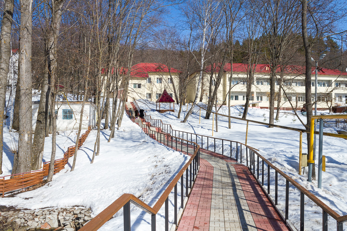 социально-оздоровительный центр пещера монаха хвалынск зима фото 10