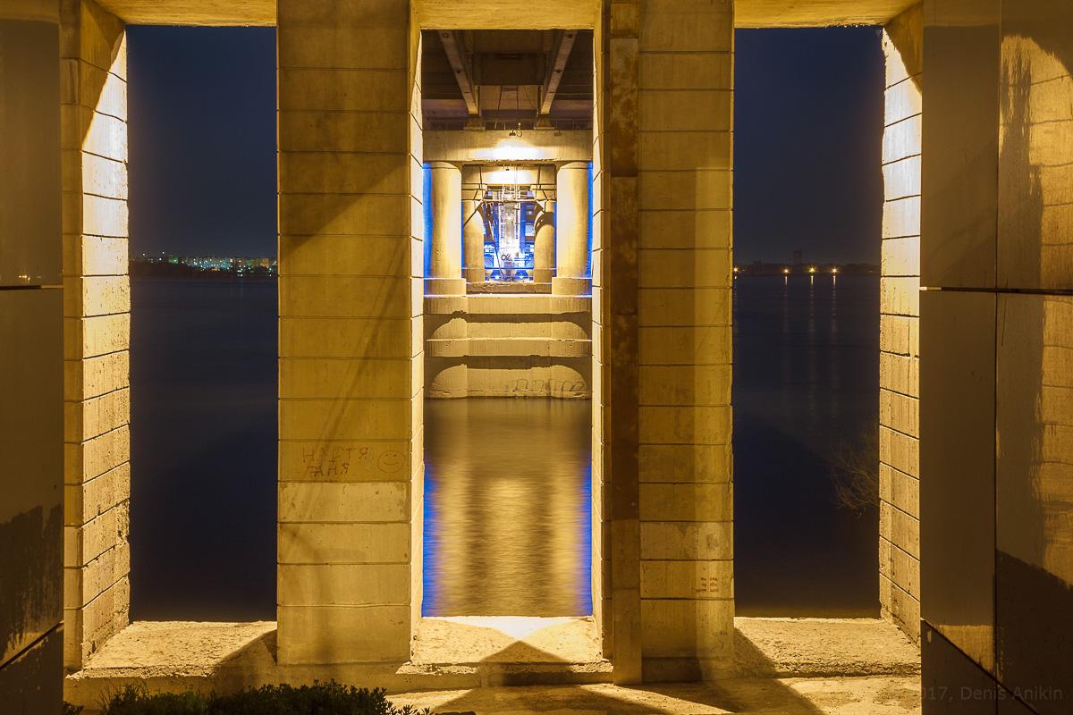 возвращение исторической подсветки на мост Саратов-Энгельс фото 5